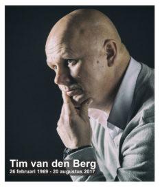 In Memoriam: Tim van den Berg (Swim for Tim)