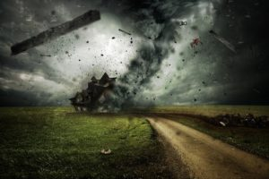 Stormwaarschuwing verzekeraars: Zet je tuinmeubelen binnen