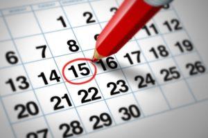 De Hoge Raad legt uit: hoe lang is de appeltermijn van drie kalendermaanden?