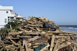 Weinig vertrouwen in afwikkeling schade Sint Maarten