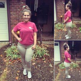 25-jarige stuurt foto's voor- en achterkant van zichzelf voor autoverzekering