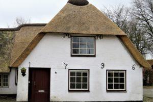 Univé: code rood voor rieten daken