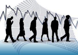 Financiële dienstverlening verliest gemiddeld 200 banen per maand