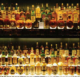 Whiskey in overvloed