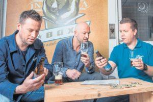 Ook echte bierkenner verlangt deskundig advies