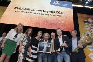 Openclaims wint NVGA am: Innovatieprijs